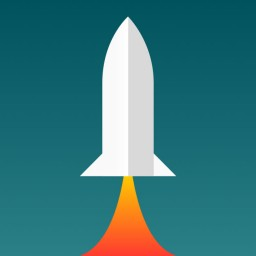 Skyrocket Icon
