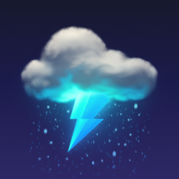 Snowflake Weather Icon