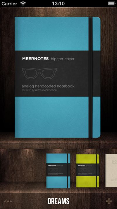 Meernotes 1